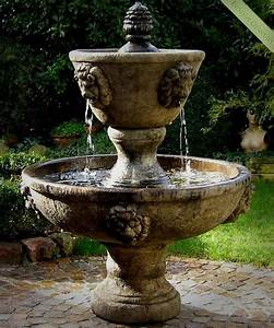 Solar Springbrunnen Garten : gartenbrunnen aequivalere ~ A.2002-acura-tl-radio.info Haus und Dekorationen