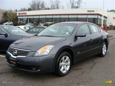 2008 Nissan Altima Hybrid Photos Informations Articles