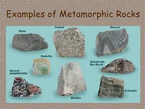 Metamorphic Rock Names | www.pixshark.com - Images ...