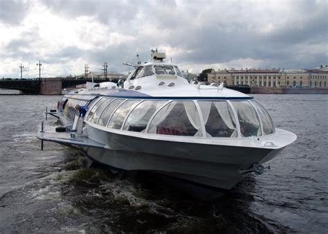 Hydrofoil For Boat by File St Petersburg Russia Hydrofoil Boat Jpg