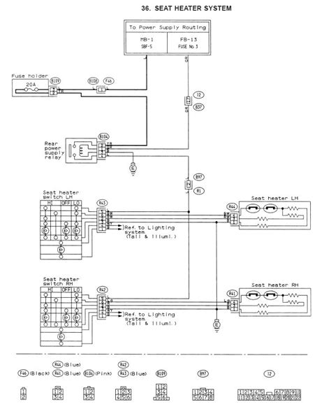 2003 Subaru Outback Stereo Wiring Diagram by 2003 Subaru Forester Parts Diagram Periodic Diagrams
