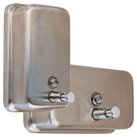 soap dispensers manual  sensor type soap dispenser