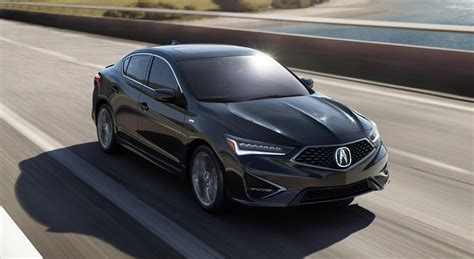 2019 Acura Ilx Is Slightly Better Than The Previous One