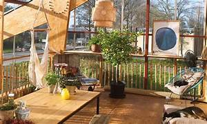 Rotterdam Light Chibb House Giant Greenhouse In Rotterdam Doubles As A
