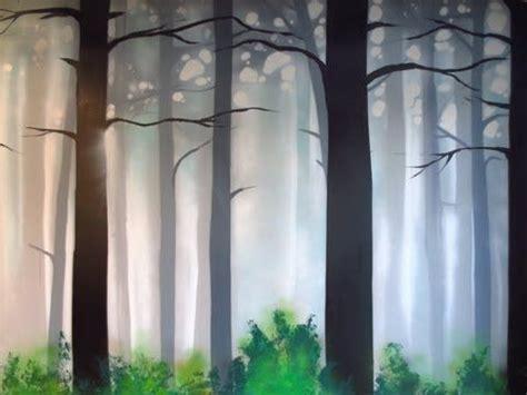 images  forest walls  pinterest trees