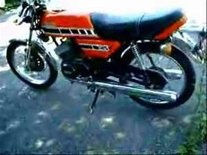 Yamaha 125 Rdx : costantinis en 125 rdx rouge vues youtube ~ Medecine-chirurgie-esthetiques.com Avis de Voitures
