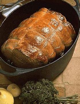 recette de cuisine roti de veau rôti de veau en cocotte pour 4 personnes recettes à