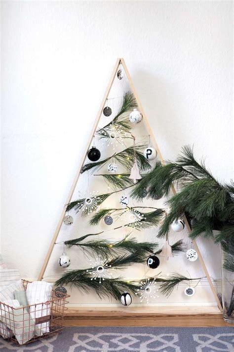 Weihnachtsdeko Selbst Machen by Diy Weihnachts 173 173 Baum Aus Holz Paulsvera