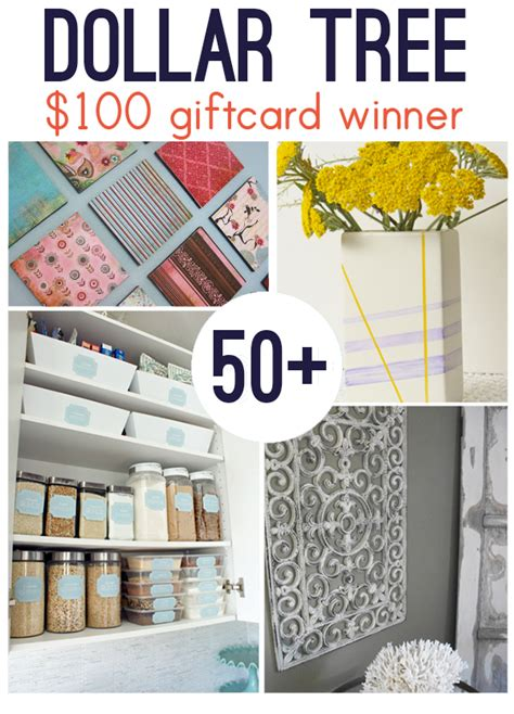 dollar tree  gift card  winner