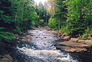 Petite Riviere A Photo From Quebec Central TrekEarth