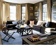 Living Room Color Ideas For Dark Brown Furniture by Loooooove This Entire Look Would Like To Do Something Similar With Our Dark