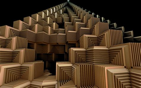 Abstract Desktop Wallpaper Architecture by Geometry Hd Wallpaper Background Image 2560x1600 Id