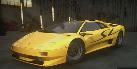 igcdnet lamborghini diablo sv    speed  run