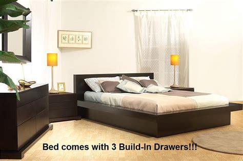 bedroom furniture platform beds