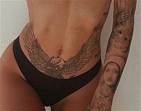 ideas de tatuajes de aguilas  mujeres  hombres