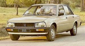 Archivo De Autos  Peugeot 505 Gr 1981