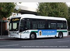 AC Transit Proposes Changes to Emeryville Service, Public