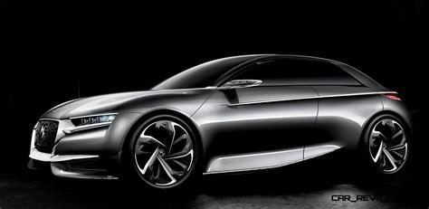Citroen Divine Ds Concept For Paris 2014 Shows Way For