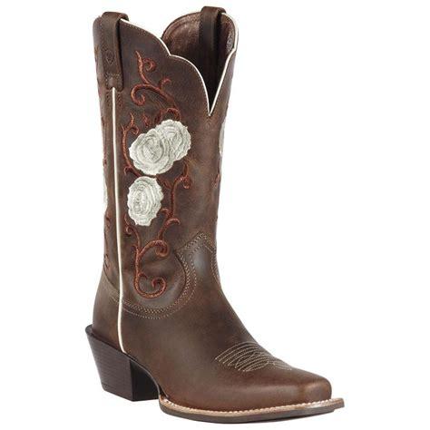 barn boots womens ariat s rosebud western boots boot barn