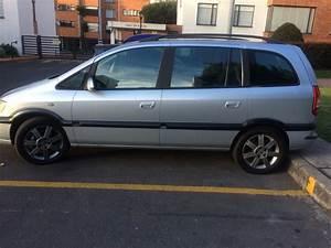 Chevrolet Zafira 2008