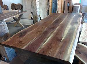 Live Edge Dining Room Tables Toronto