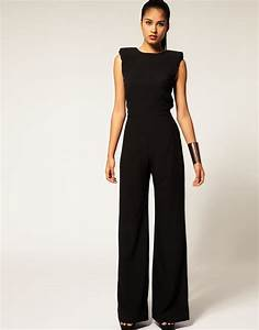 Best 25+ Black pant suit ideas on Pinterest | Womenu0026#39;s 70s looks Pantalones palazzo con lazo and ...
