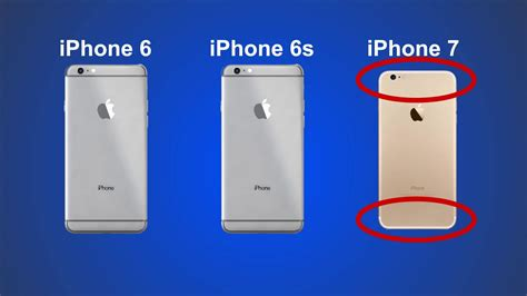 iphone 6 vs iphone 6s iphone 7 vs iphone 6s what s the difference and should