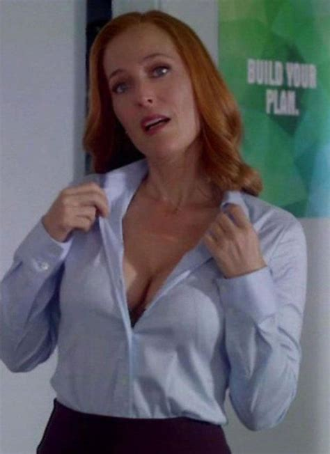 Best Images About Gillian Anderson Is Hot On Pinterest