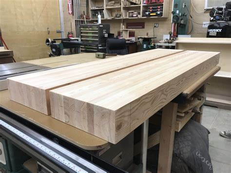 How To Make A Splittop Roubo Woodworking Bench For Under