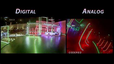 digital comparisons digital vs analog comparison in rf