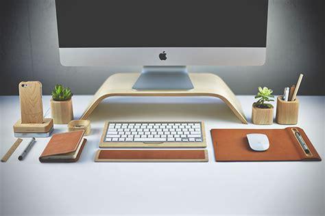houten bureau accessoires grovemade zijn een lust voor