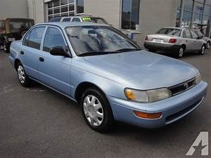 1994 Toyota Corolla For Sale In San Leandro  California Classified