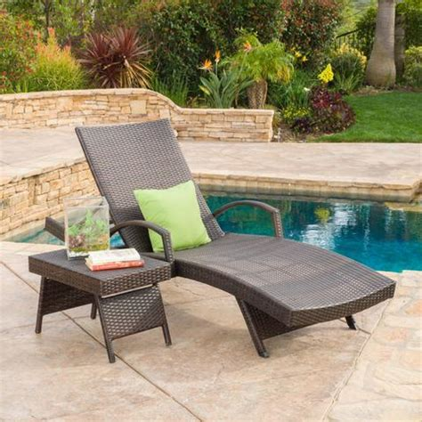 bellanca fabric tufted chaise lounge chair eliana outdoor 6pc brown wicker chaise lounge chairs set