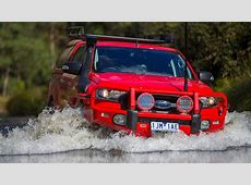 Top five offroad mods for utes CarsGuide