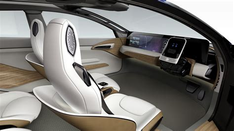 silver side a shape shifting self driving concept car by nissan