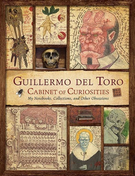 Guillermo Toro Cabinet Of Curiosities by Gabinete Guillermo Toro Cabinet Of Curiosities 171