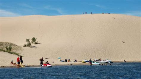 Silver Lake Michigan Boat Rentals by Things To Do At Silver Lake Sand Dunes The Ultimate