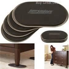 Furniture Sliders For Hardwood Floors by Ez Home Garden Ebay