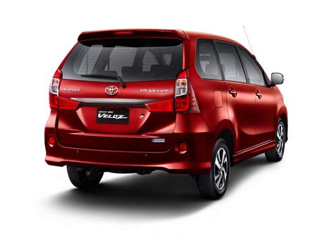 Toyota Avanza Veloz Photo by Toyota Releases New Avanza Veloz In Ph The Times