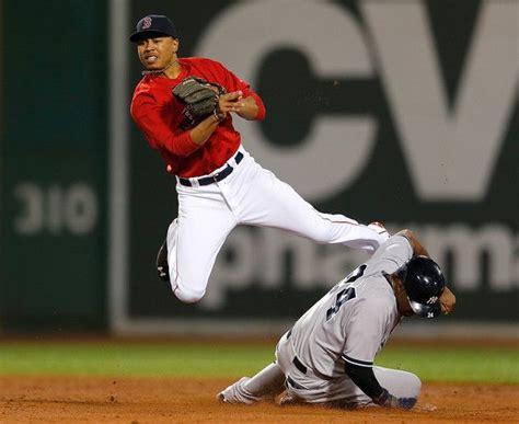 Mookie Betts Photos Photos: New York Yankees v Boston Red ...