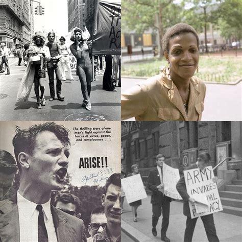 Marsha P. Johnson & Randy Wicker | Making Gay History