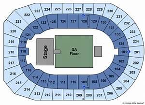 Bellco Theater Seating Chart Denver Coliseum Tickets In Denver Colorado Denver
