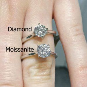 moissanite engagement rings at bespoke diamonds dublin
