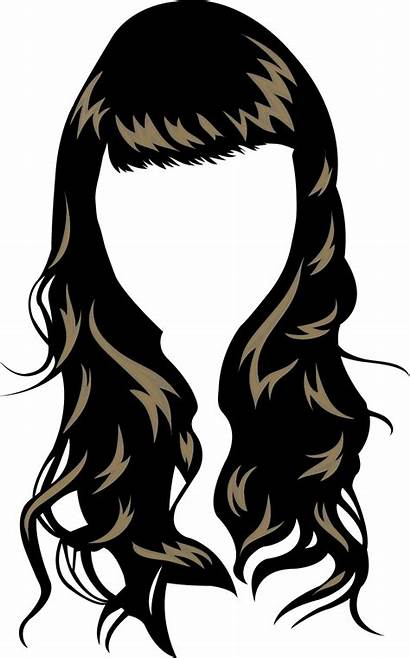 Hairstyle Clipart Transparent Ms Pngio
