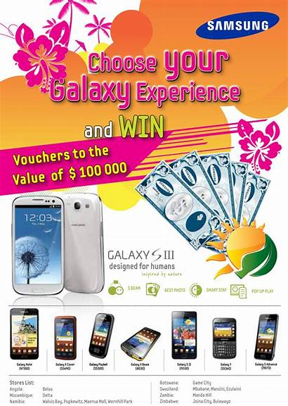 Retail Advertising Samsung Graphic Services
