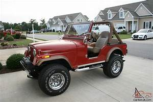 1977 Jeep Cj5 Exceptional Condition Cj 5 V8 304 4spd 4x4