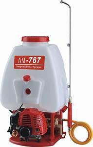 China Power Sprayer  Engine Sprayer  Knapsack Power