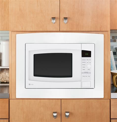 pebdmww ge profile series  cu ft countertop convectionmicrowave oven white