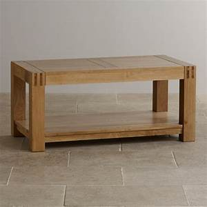 alto natural solid oak coffee table living room furniture With unfinished oak coffee table