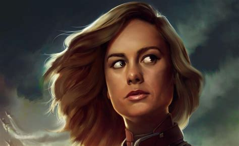 brie larson captain marvel powers new behind the scenes look at brie larson as captain marvel